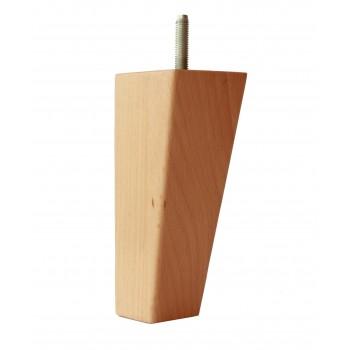 Noga drewniana do mebli FUGI