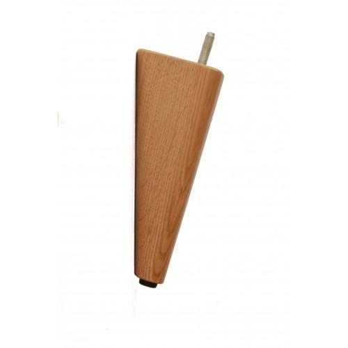 Noga drewniana do mebli TIRO