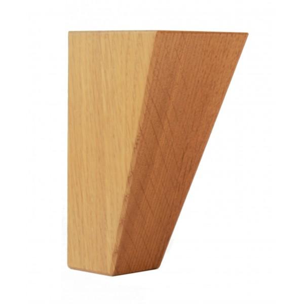 Noga drewniana do mebli FUGI-2