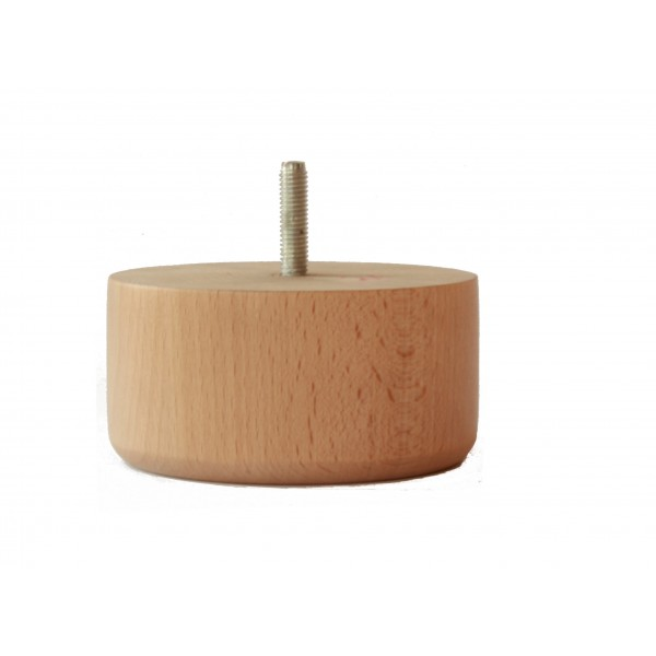 Noga drewniana do mebli RULLO-1