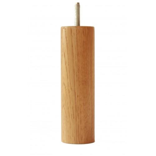 Noga drewniana do mebli Tube-2