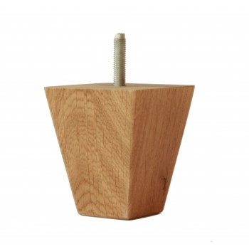 Noga drewniana do mebli Trazeo-1