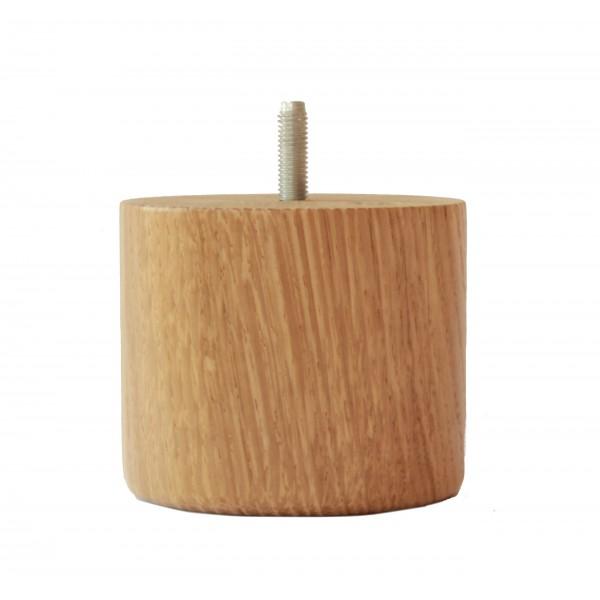 Noga drewniana do mebli RULLO-3