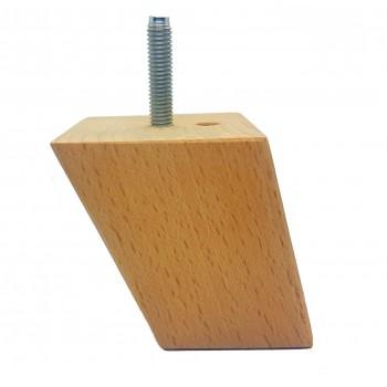 Noga drewniana do mebli Diamond-1
